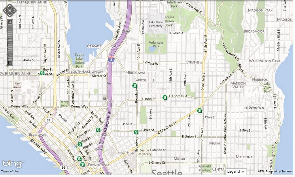 You can view Sound Transit's updated map here