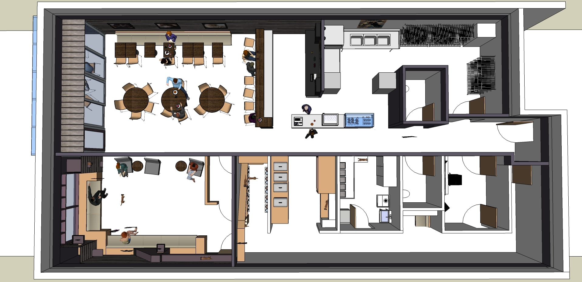 You have cat to be kitten me neko cat cafe making capitol for Floorplanner for restaurants