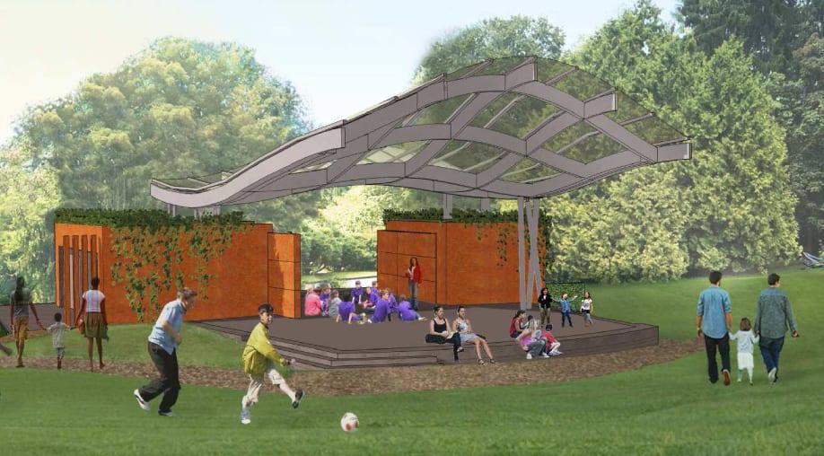 Image: Amphitheater Design